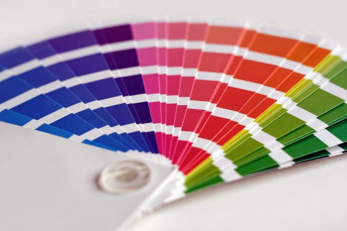 hoe stel je een kleurenpalet voor je interieur samen